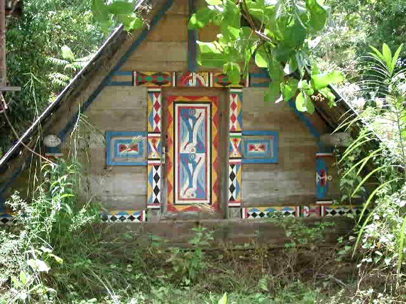 Exemple de Tembé guyanais