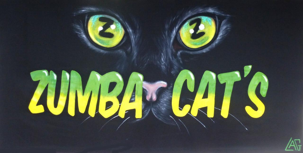 Zumba Cat's