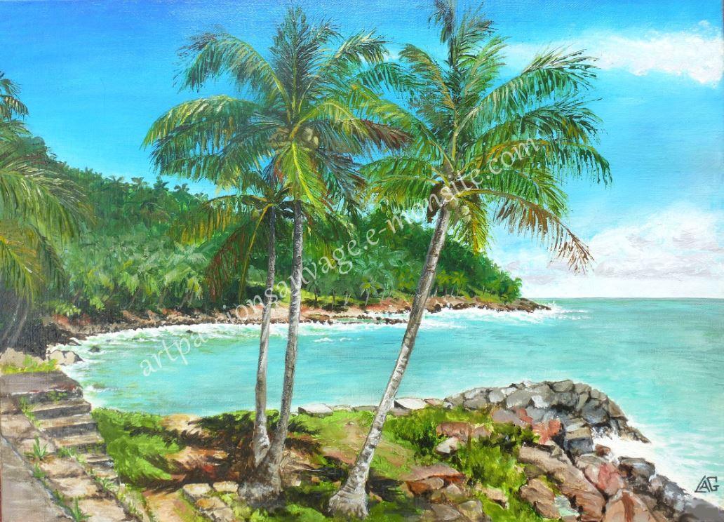 L'Île Royale (au large de Kourou)