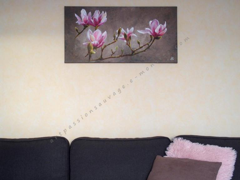 Déco magnolia
