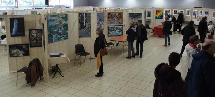 SALON D'ART de Sainte Pazanne