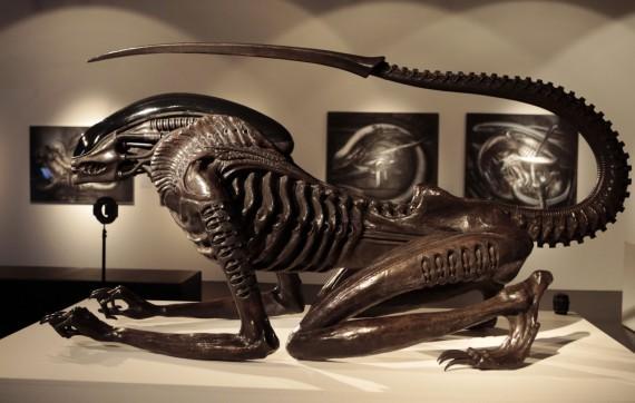 Alien H R Giger