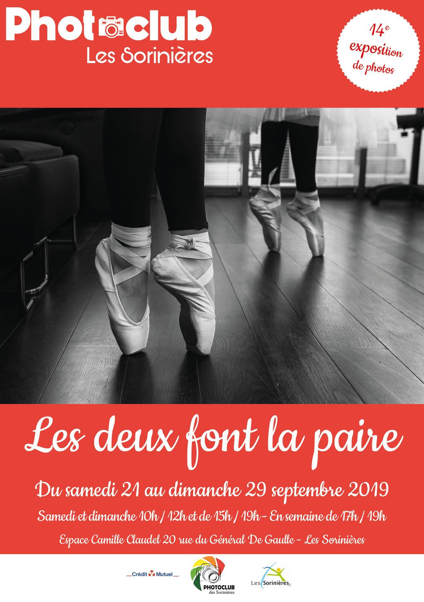 Exposition du PHOTOCLUB des Sorinières
