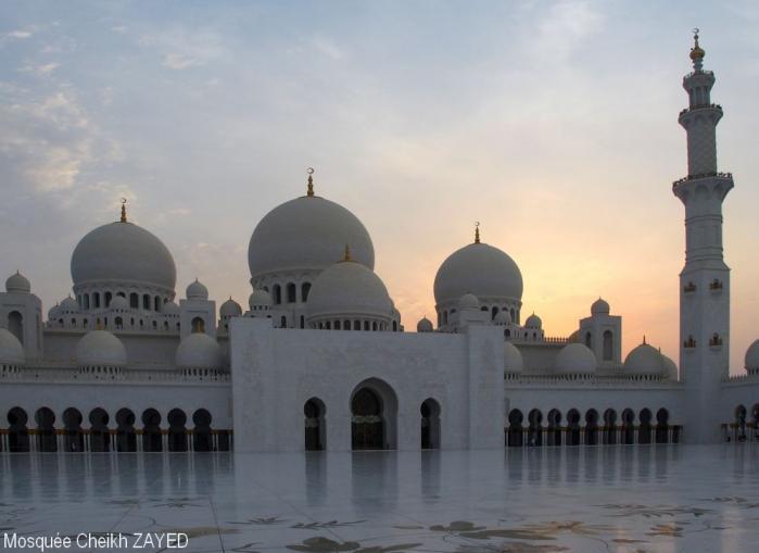 Abu mosquee