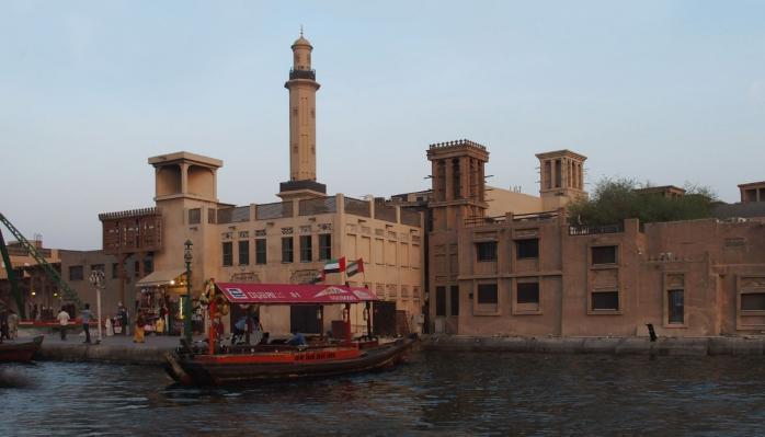 Deira, vieux quartier de Dubaï