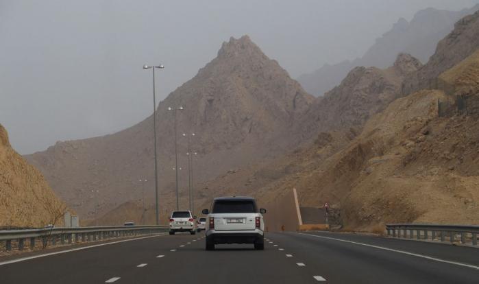 Montagne Jebel Hafeet