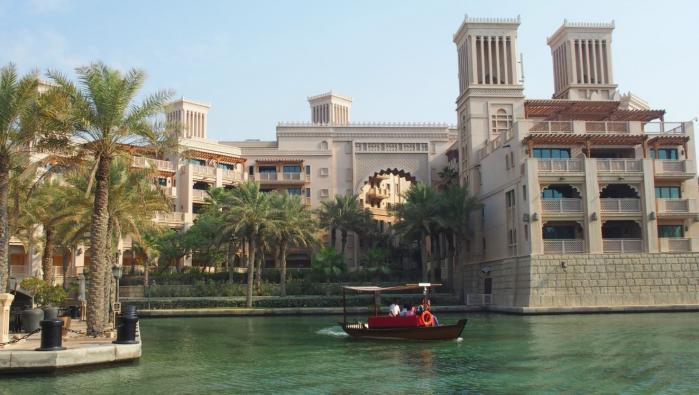 Dubaï marina Jumeirah