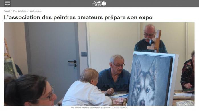 Ouest France Samedi 9 Mars 2019
