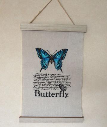 Déco papillon