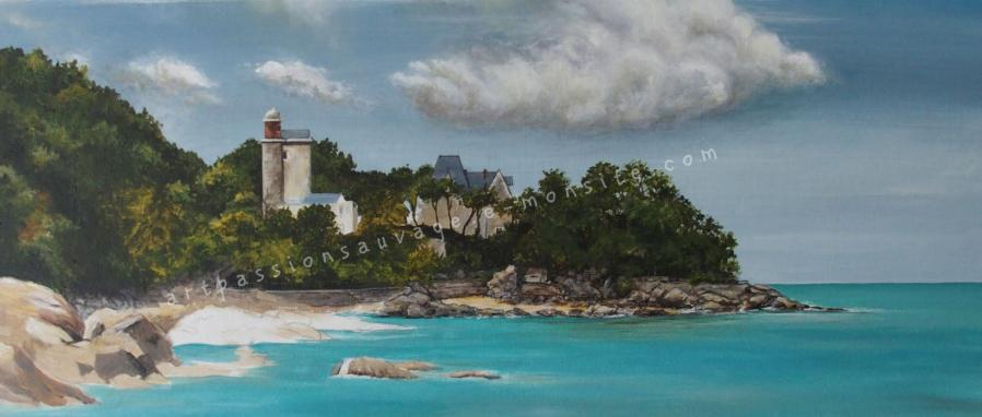 Noirmoutier Acrylique