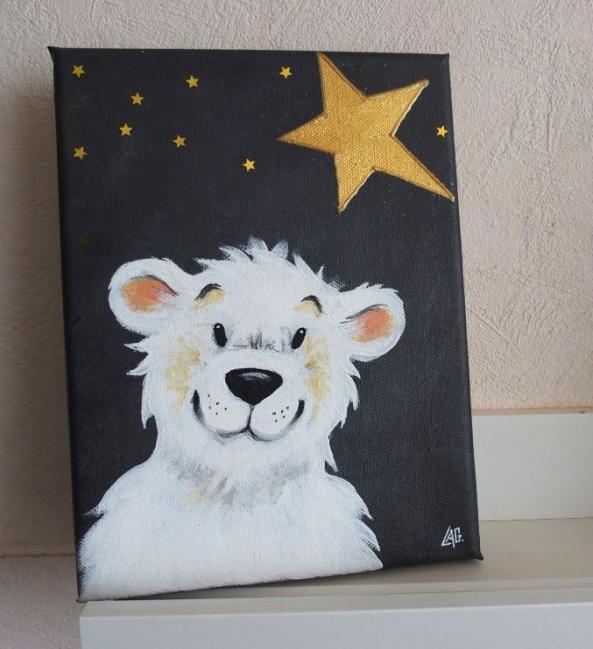 Peinture Téléthon